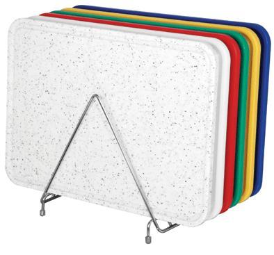 Pracovní  desky PE barevné