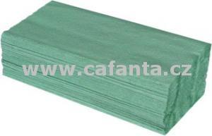 Papírové ručníky skládané ZZ