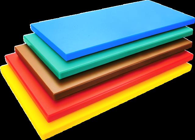 Krájecí desky barevné