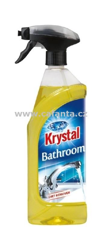 Krystal koupelny